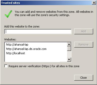 Installing a Siebel CRM 8.1.1.11 on Windows 7 64 bit ...
