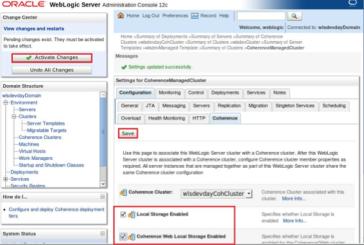 weblogic installation   srcnblgc